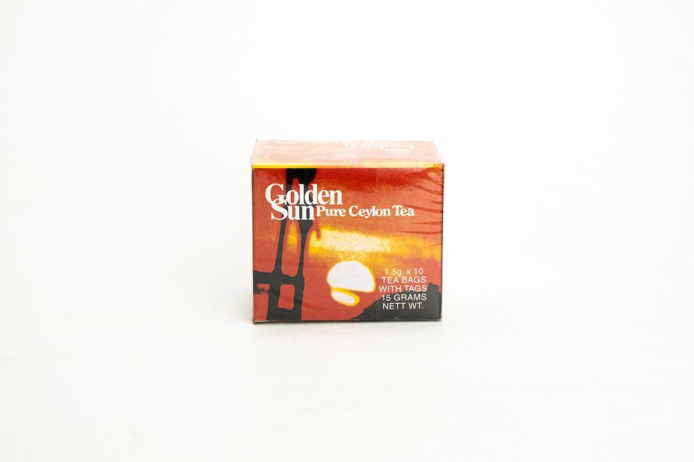 Τσάι μαύρο Golden Sun 10φακ. x 1.5gr