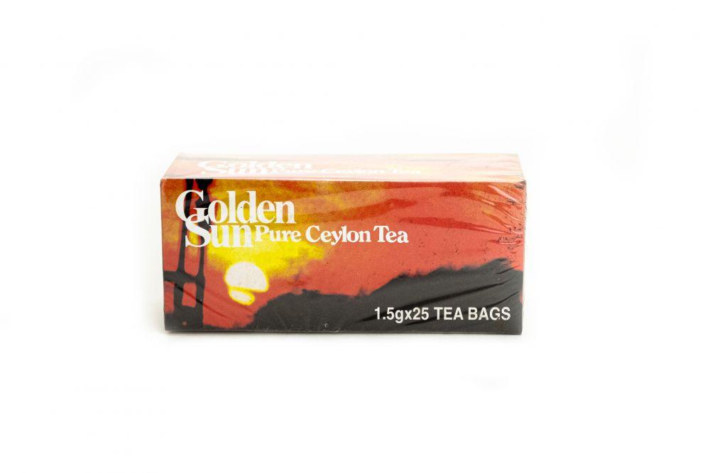 Τσάι μαύρο Golden Sun 25φακ. x 1.5gr