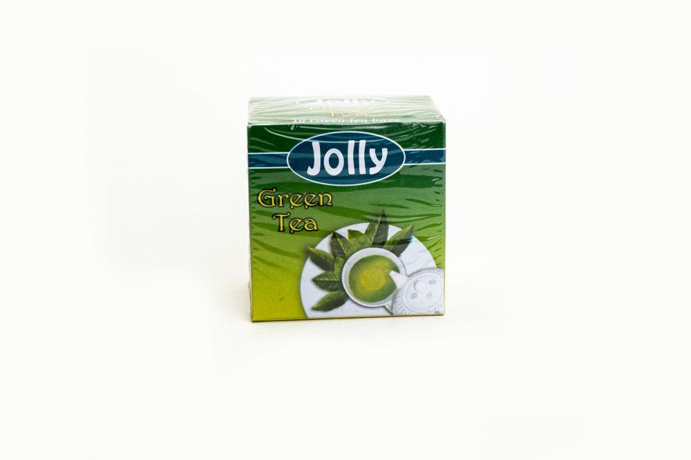 Τσάι πράσινο JOLLY tea bags 10φακ. x 1.5gr