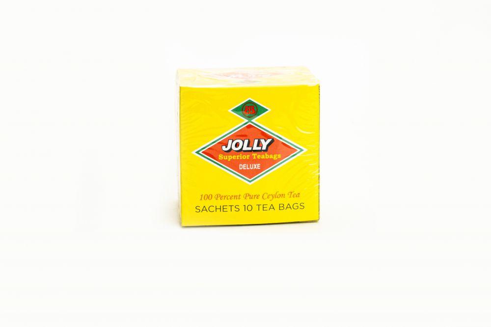 Τσάι μαύρο JOLLY tea bags 10φακ. x 1.5gr