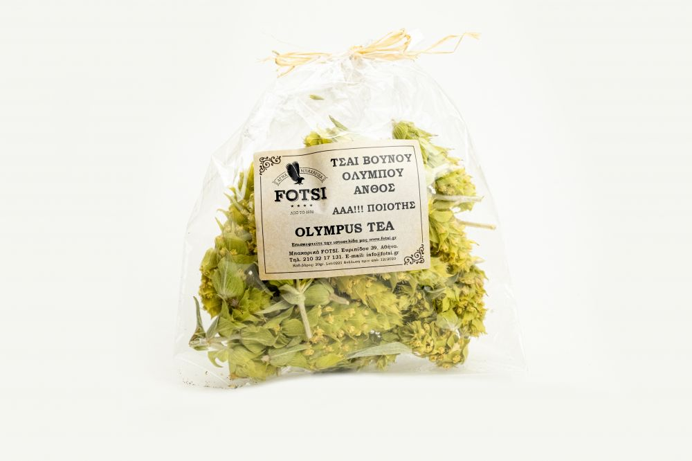 Τσάι βουνού Ολύμπου Bio άνθη