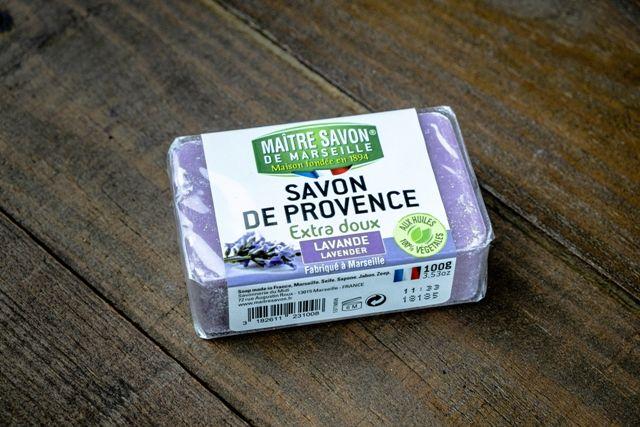 Σαπούνι Μασσαλίας με λεβάντα 100γρ.