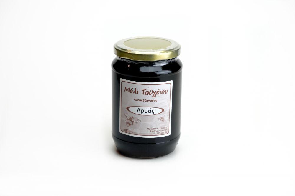 Μέλι δρυός βάζο 960gr