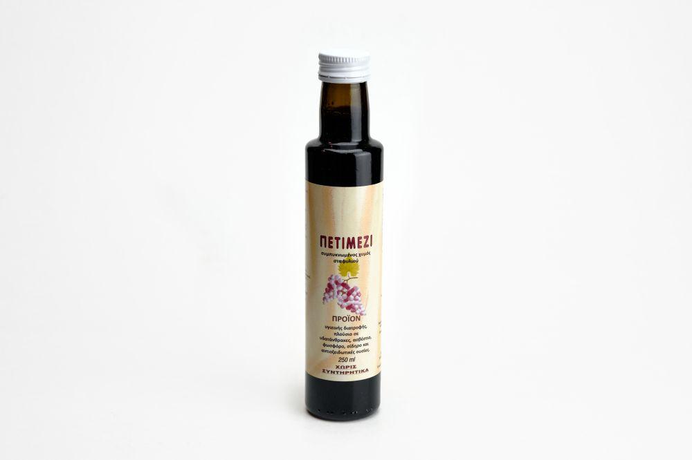 Πετιμέζι φιάλη 250ml/350gr Κύπρου