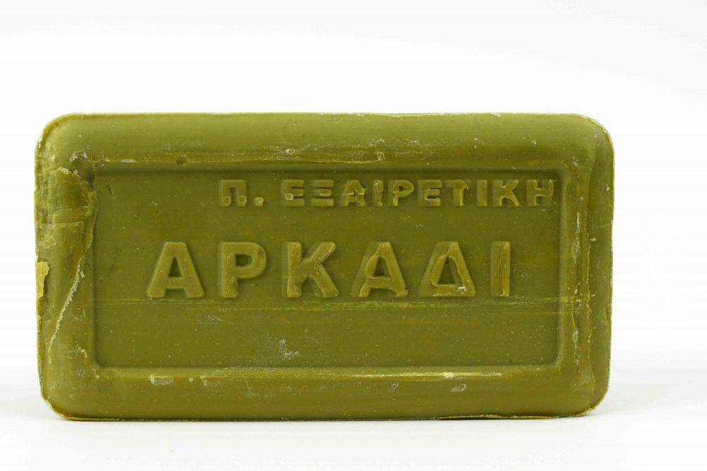Σαπούνι πράσινο ΑΡΚΑΔΙ 250 γραμ.