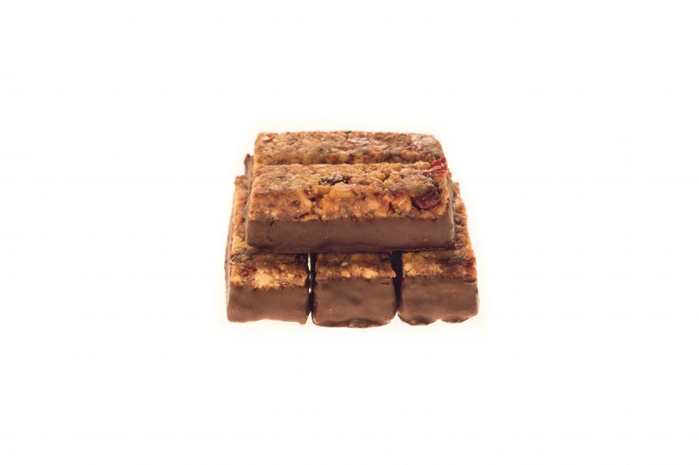 Energy Bars με Σοκολάτα