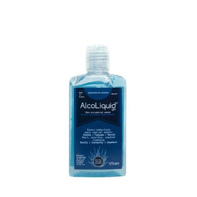 Αντισηπτικό VICAN ALCOLIQUID GEL 100 ml