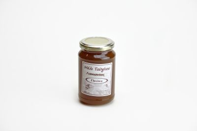 Μέλι πεύκο βάζο 480gr