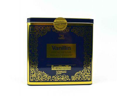 Βανιλλίνη Νορβηγίας κρυσταλική σε μεταλλικό κουτί (1kg)