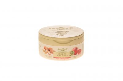 BODY BUTTER ΜΕ ΑΡΓΚΑΝ ΚΑΙ ΡΟΔΙ Ζ - 50