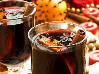 Μείγμα για ζεστό γλυκό κρασί - Glühwein - Το κρασί του Ιπποκράτη